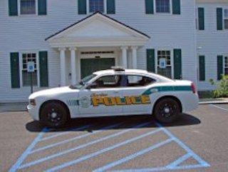 New Police Cruiser